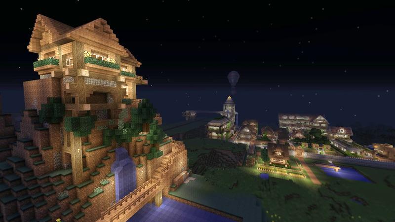 練習の街を旅立ち、新たな世界を見つけに