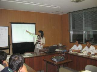 大崎町商工会様CALS/ECセミナー