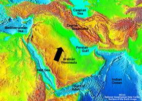 ArabianPeninsulaTopoLabels