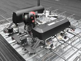 鉄筋ロボット