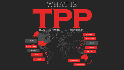 「TPPとはなんぞや?」