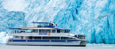 Alaska Native nước Kenai Fjords Tours