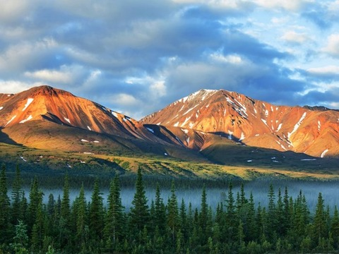 Công viên Quốc gia Denali Alaska