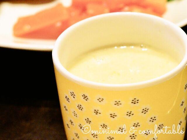 marimekko puketti プケッティ ラテマグ 北欧のおいしいねぎのスープ