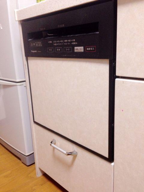 シンプリストと食洗機