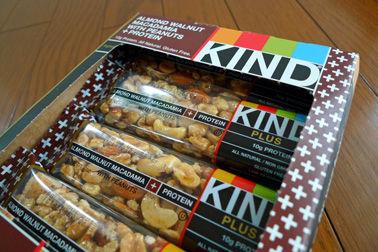 糖質制限中におすすめのプロテインバー「KIND PLUS」がうまい!