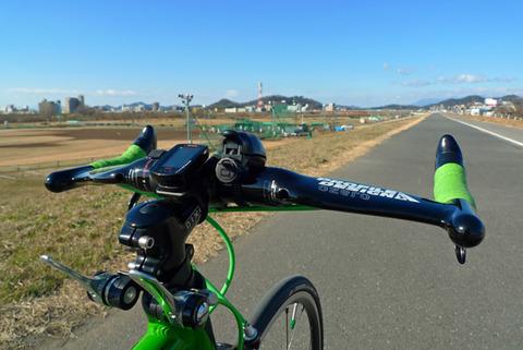 [ロードバイク] 走り納めロングライドの準備