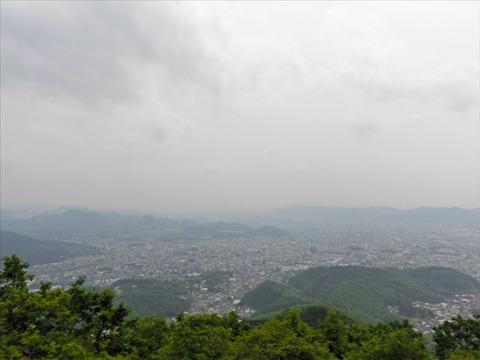 GW山篭り 群馬県桐生市の吾妻山で登山トレーニング