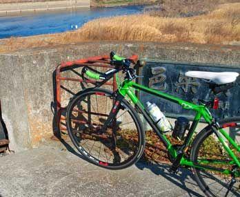膝痛のため自転車トレーニング
