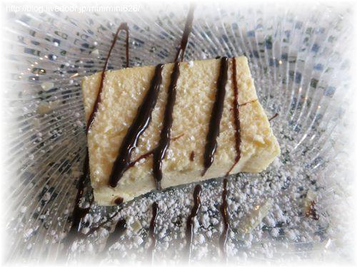 チーズケーキ③-1