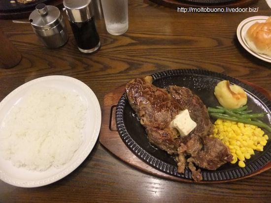 ロースステーキ400g②-1