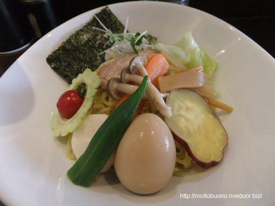 カレーつけ麺(並盛 細麺)②-1