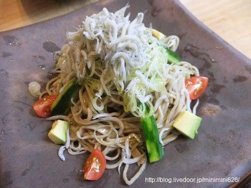 鎌倉野菜としらす②-1