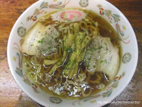 赤湯醤油ラーメン②-1