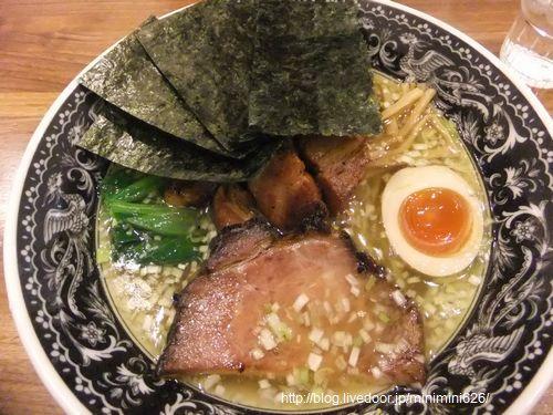 特中村屋(塩) 真空平打ち麺①-1