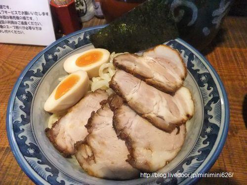 特製つけ麺⑤-1