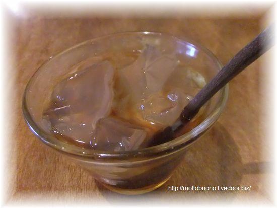寒天と和三盆のデザート②-1