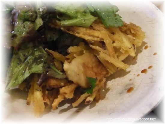10月鉢(薩摩芋、エリンギ茸)⑥-1
