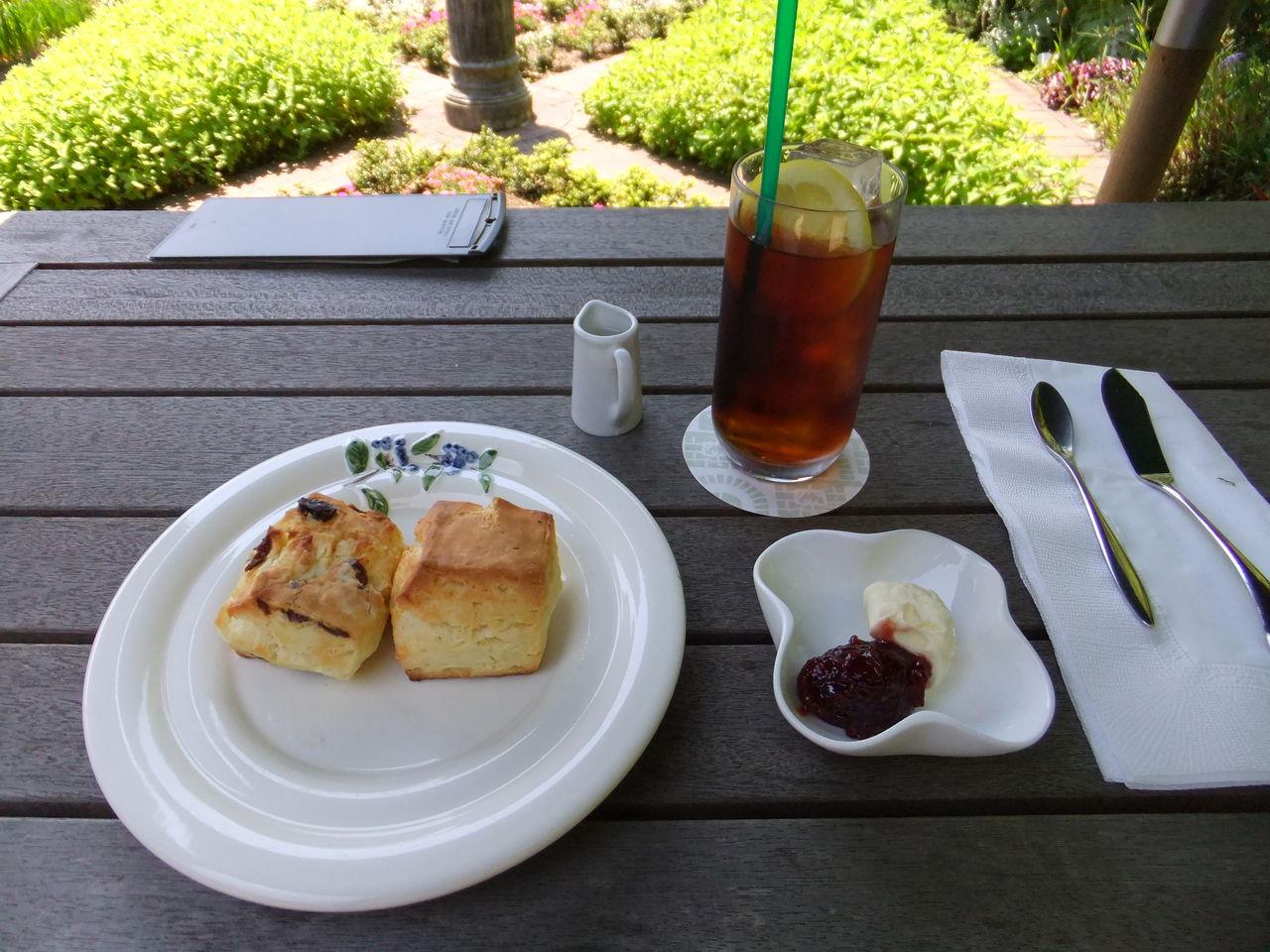 Cream Tea set①