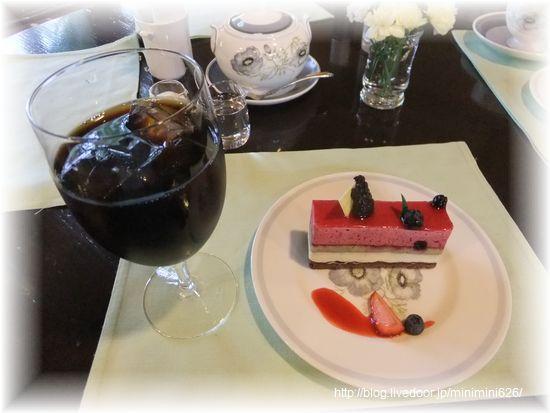 カシスヴァニーユ&アイスコーヒー-1