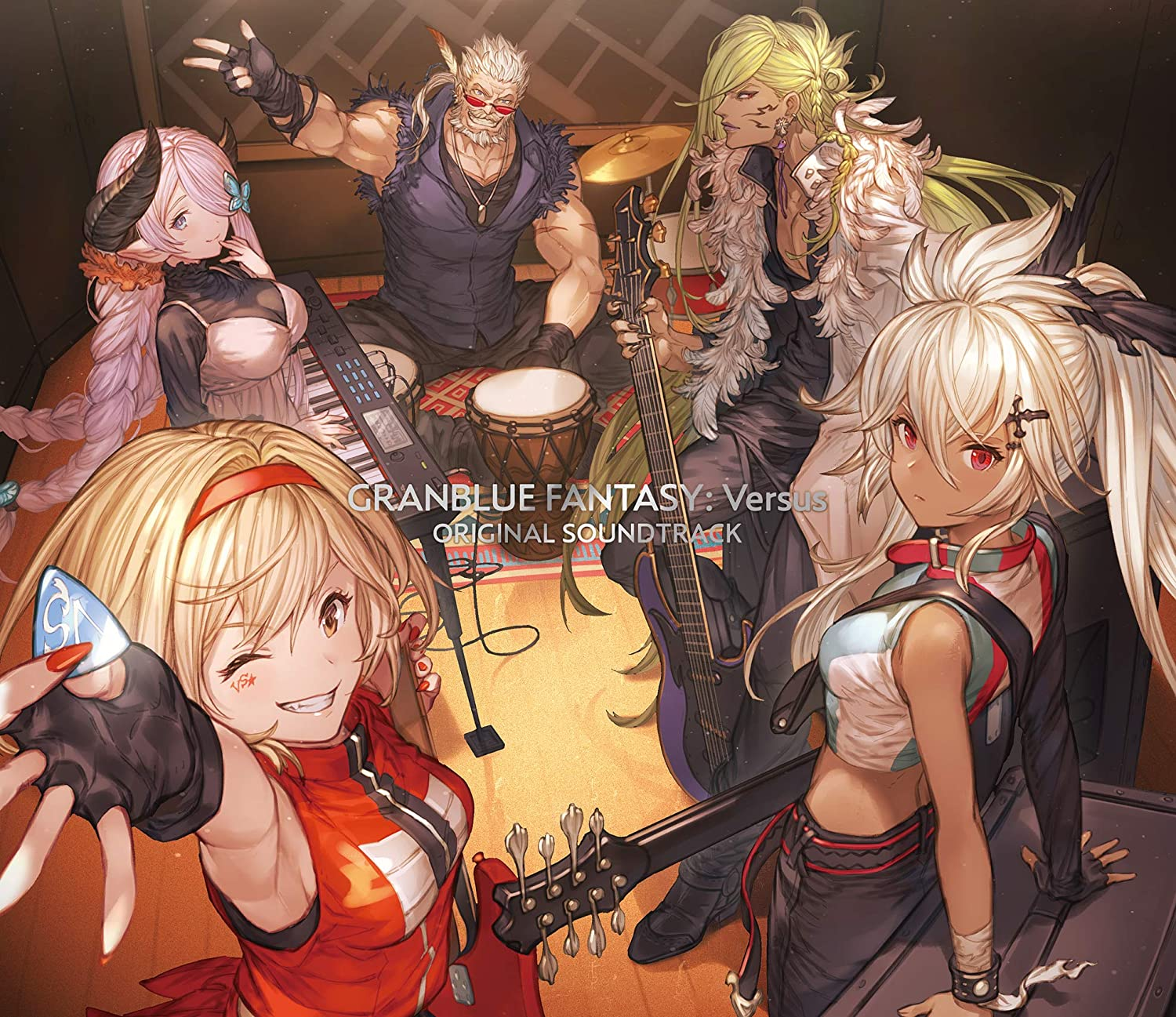 Granblue Fantasy:Versus ORIGINAL SOUNDTRACK)
