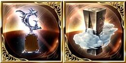 【グラブル】天上征伐戦のトロフィー交換相談  天上1個で取るならオメガ器or福音  最も欲しい人が多そうな金剛晶が取れるのは残り2回の開催待ち