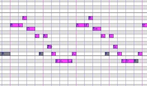 簡単MIDI入力FirstSongをもっと活用したい