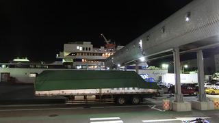 神戸港ジャンボフェリー