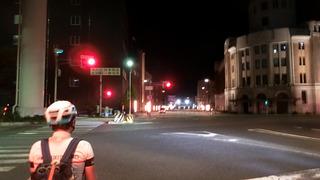 神戸港入り口税関本庁前交差点