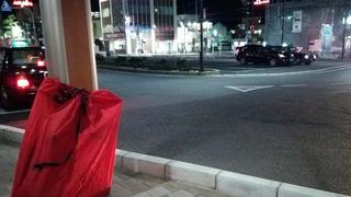 紀伊田辺駅到着②
