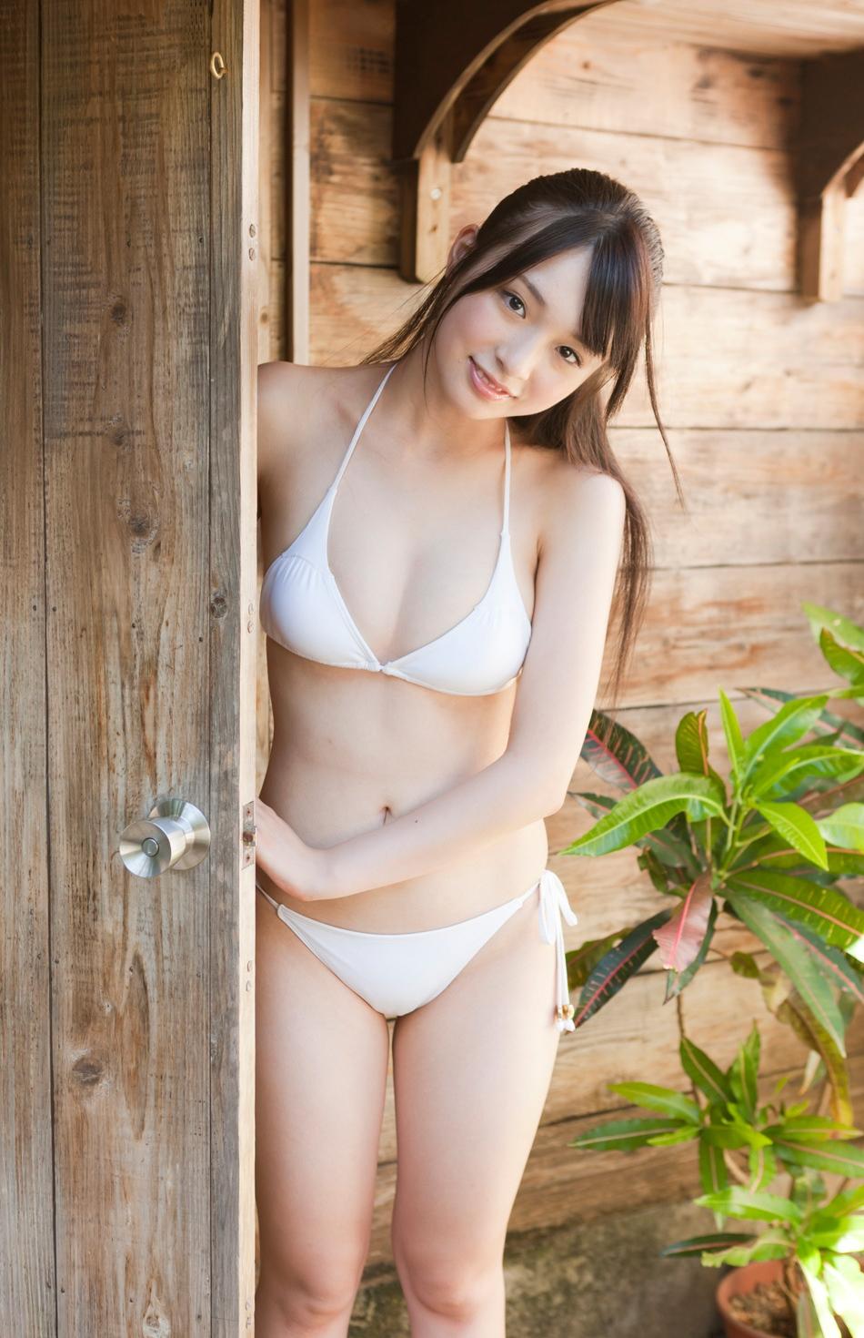 ミスヤングチャンピオン菅原梨央が新作DVDでムチムチな尻アピール画像15