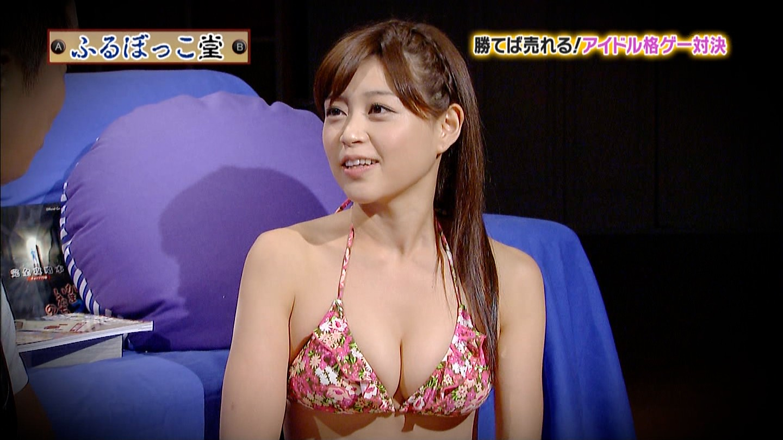 元キャンナイ・高橋亜由美がブラ付けずFカップ生おっぱいをギリギリ披露画像8
