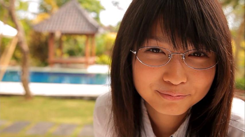 ガッキーを超える逸材の現役JK森美咲(17)がスク水ブルマでマンスジ着エロ画像116