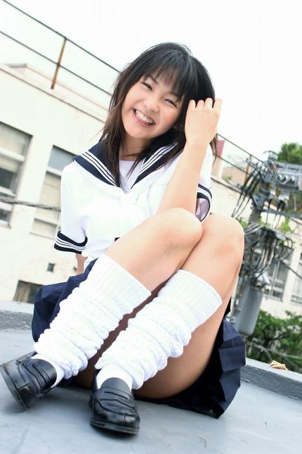 ちょいエロ 美少女画像 (14)
