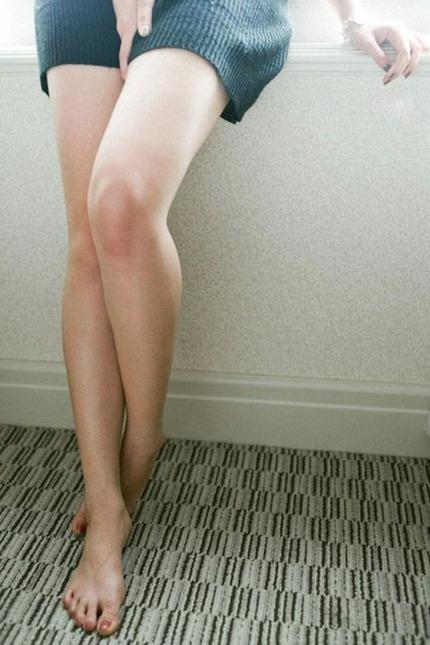 足指フェチのエロ画像 (19)