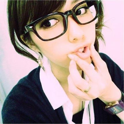 眼鏡の女の子 エロ画像 (16)