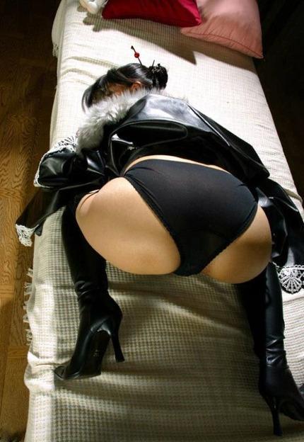 パンツのお尻 エロ画像 (3)