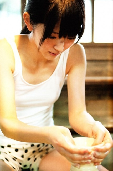 キュートな女の子 ちょいエロ画像 (6)