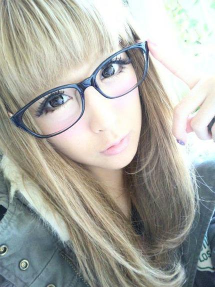 眼鏡の女の子 エロ画像 (20)