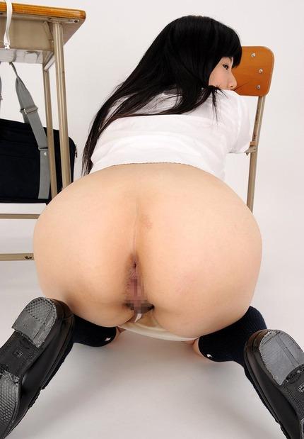 アナル見せしてる尻 エロ画像 (24)