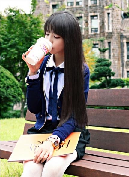 ちょいエロ 美少女画像 (5)