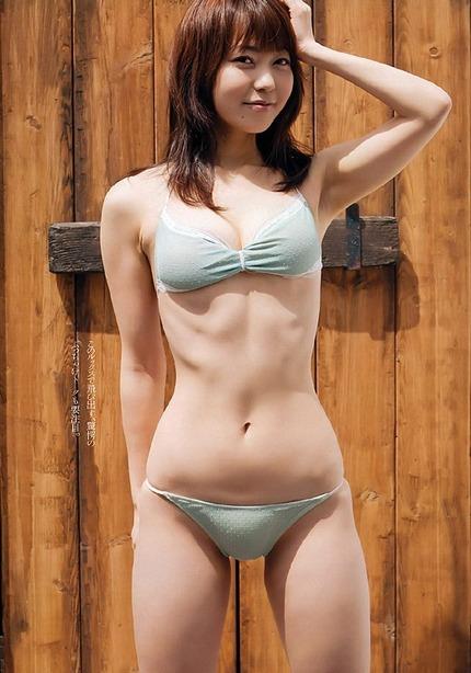グラビア 水着 エロ画像 (7)