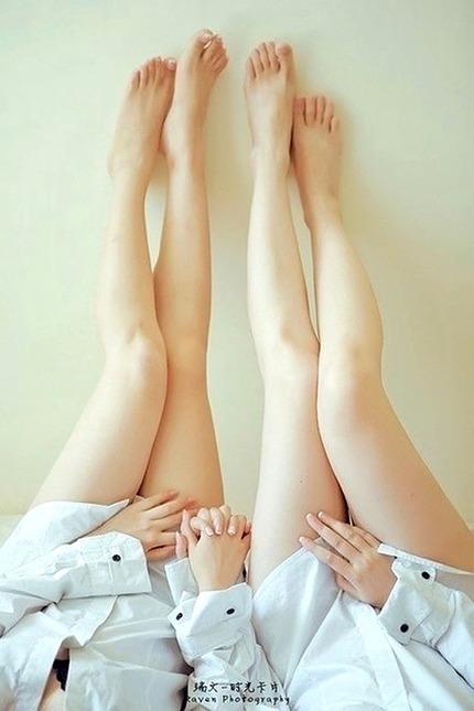 足指フェチのエロ画像 (1)