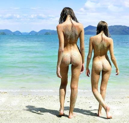 裸・ヌード おっぱいと陰毛見えてるエロ画像 (17)