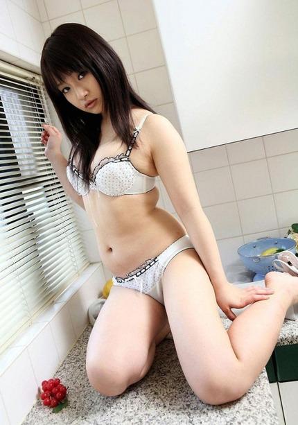 セクシーな下着姿 エロ画像 (5)