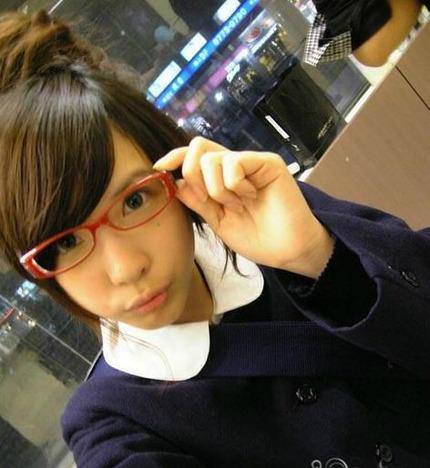 眼鏡の女の子 エロ画像 (19)