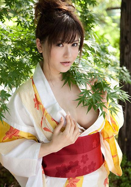 沖田 杏梨 おっぱい♪ エロ画像 (8)