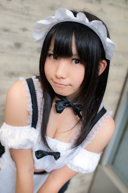 メイド エロ画像 (18)