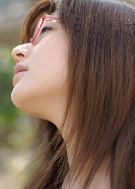 眼鏡の女の子 エロ画像 (15)