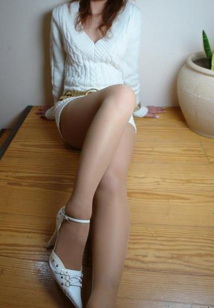 足がやたらとエロく見える 美脚・魅惑の太もも画像集めてみました♪